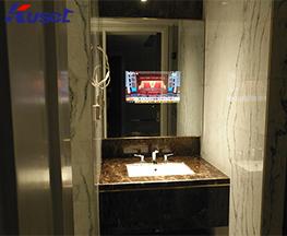 上海酒店卫生间镜面电视机生产厂家