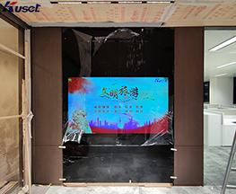 上海黄浦大镜面广告机生产厂家