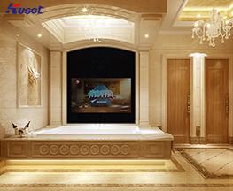 高清86寸浴场电视