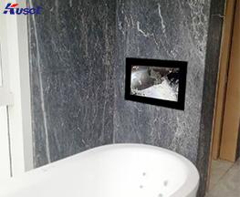 高清17寸浴缸前防水电视