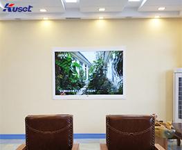 高清55寸客厅镜面电视