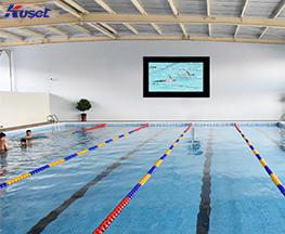 高清49寸游泳池镜面电视